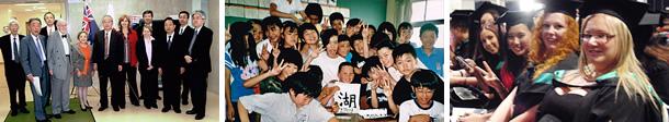 売理工学院・テイフ姉妹校提携/日本・オーストラリア異文化交流/ディプロマ留学テイフ